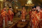 В Калужской митрополии впервые состоялось архиерейское богослужение с сурдопереводом