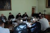 В Издательском Совете состоялось заседание бюро литературного форума «Мiръ Слова»