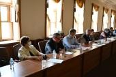 В Отделе внешних церковных связей обсудили вопросы социального служения религиозных общин в условиях пандемии