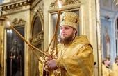 Патриаршее поздравление епископу Петергофскому Силуану с 35-летием со дня рождения