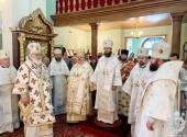 Иерархи Украинской Православной Церкви приняли участие в чествовании мучеников Холмских и Подляшских в Польше