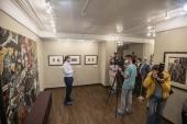 В музее Псково-Печерского монастыря открылась выставка, посвященная 800-летию со дня рождения благоверного князя Александра Невского