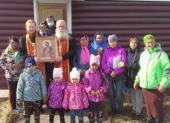 На Камчатке прошла миссионерская поездка по Северному благочинию Петропавловской епархии