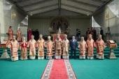 В Тверской митрополии прошли торжества по случаю 500-летия обретения мощей прп. Макария Калязинского