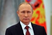 Поздравление Президента России В.В. Путина Святейшему Патриарху Кириллу с Днем России