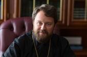 Митрополит Волоколамский Иларион: Проповедь Христа и Евангелия — это то, чему я посвятил жизнь
