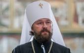 Митрополит Волоколамский Иларион прокомментировал присуждение ему Государственной премии РФ
