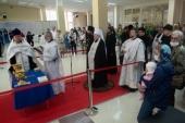 В Красноярске открылась выставка «Сибирь православная»