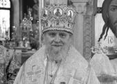Патриаршее соболезнование в связи с кончиной архиепископа Бакинского и Азербайджанского Александра