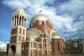 В сербском храме Христа Спасителя в Приштине впервые за 23 года совершена Литургия