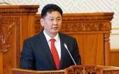 Поздравление Святейшего Патриарха Кирилла Ухнаагийну Хурэлсуху с победой на выборах Президента Монголии