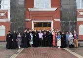 При поддержке Синодального отдела по делам молодежи в Воронежской епархии прошел интенсив по работе с подростками
