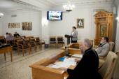 В Объединенном диссертационном совете по теологии защищены две кандидатские диссертации
