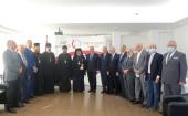 Архиепископ Владикавказский Леонид встретился с православной общественностью Ливана