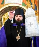 Паисий, епископ Константиновский, викарий Горловской епархии (Шинкарев Виктор Сергеевич)