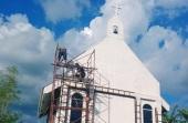 На Филиппинах восстановлен пострадавший от землетрясения православный храм