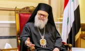 «Будьте уверены, мы всегда с вами». Антиохийский Патриарх передал слова поддержки верующим Украинской Православной Церкви