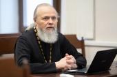 И.о. ректора Сретенской духовной академии назначен протоиерей Вадим Леонов