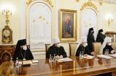 Священный Синод постановил вынести результаты экспертиз по идентификации «екатеринбургских останков» на рассмотрение Архиерейского Собора