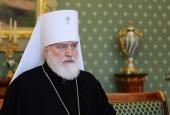 Митрополит Крутицкий Павел назначен председателем Церковно-общественного совета по увековечению памяти новомучеников и исповедников Церкви Русской
