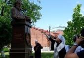 В Краснодаре освятили памятник святителю Луке (Войно-Ясенецкому)