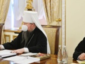Священный Синод определил порядок внесения в месяцеслов дней празднований в честь почитаемых икон