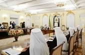 ЖУРНАЛЫ заседания Священного Синода от 17 июня 2021 года