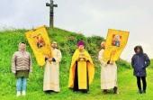 Православные верующие совершили паломничество из Тронхейма в Мостер
