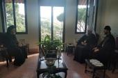 Состоялась встреча управляющего делами Украинской Православной Церкви с митрополитом Гор Ливанских Силуаном