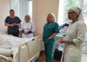 Московская больница святителя Алексия провела в Крыму обучающие курсы по уходу за тяжелобольными