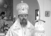 Отпевание новопреставленного митрополита Митрофана (Юрчука) состоится в Луганске, погребение — в Киево-Печерской лавре