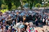 В.Р. Легойда: Духовное братство Украинской и Русской Церквей — сегодня главное, что связывает народы России и Украины