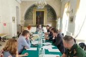 В Санкт-Петербурге прошло совещание рабочей группы оргкомитета празднования 800-летия благоверного князя Александра Невского