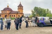 Казанская епархия и сеть общественного питания организовали ежедневное кормление нуждающихся
