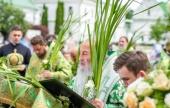 В праздник Святой Троицы Блаженнейший митрополит Онуфрий совершил Божественную литургию в Киево-Печерской лавре