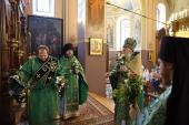 В Иерусалиме отметили День Святой Троицы