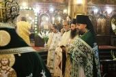 Настоятель подворья Московского Патриархата принял участие в престольном празднике представительства Румынской Церкви в Софии