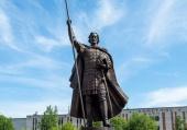 Освящен первый в Москве памятник благоверному князю Александру Невскому