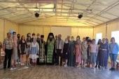 В Бежецкой епархии прошел образовательный интенсив по работе с подростками для помощников благочинных малых епархий Центрального федерального округа