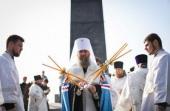 Управляющий делами Украинской Православной Церкви совершил литию по погибшим в годы Великой Отечественной войны