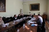В Издательском Совете состоялось заседание литературного форума «Мiръ Слова»