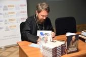 В Москве прошла презентация книги митрополита Волоколамского Илариона «Евангелие Достоевского»