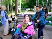 Православная служба помощи «Милосердие» запустила проект для особых детей-сирот