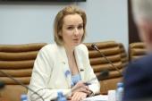 Создатель общественно-церковных проектов Мария Львова-Белова на заседании Совета Федерации привлекла внимание сенаторов к проблемам молодых людей с инвалидностью