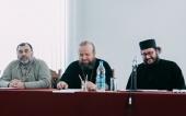 На заседании Ученого совета Минской духовной семинарии подвели итоги учебного года