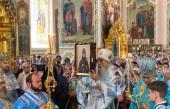 Состоялось прославление в лике святых основательницы Свято-Троицкого Корецкого ставропигиального женского монастыря
