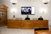 В Кандидатском диссертационном совете Общецерковной аспирантуры состоялась защита двух диссертаций