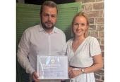 Директор и главный врач церковной больницы святителя Алексия получил благодарность председателя Совета Федерации