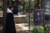 В день памяти апостола Варфоломея архиепископ Пятигорский Феофилакт совершил богослужения в столице Азербайджана