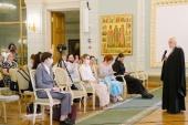 В ПСТГУ прошла конференция для церковных социальных работников Москвы